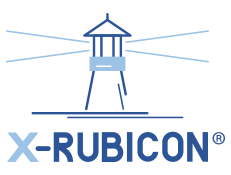 Logo X-Rubicon, Lighthouse